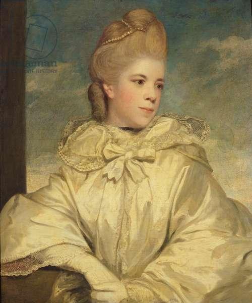 Mrs Abington, c.1771-73 (oil on canvas)