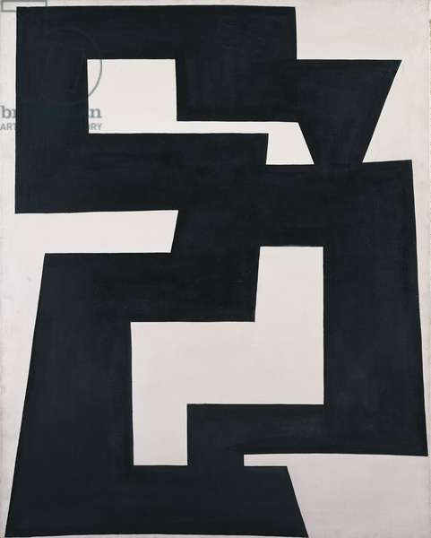 Untitled, 1962 (oil on canvas)