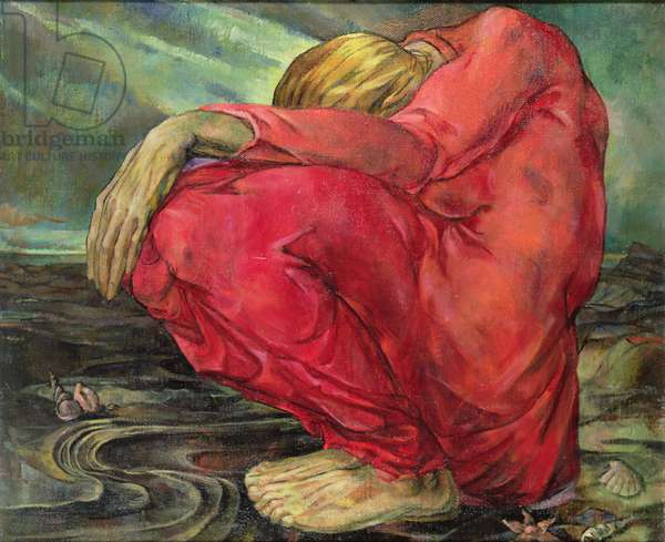 Ebb Tide, 1941 (oil on canvas)