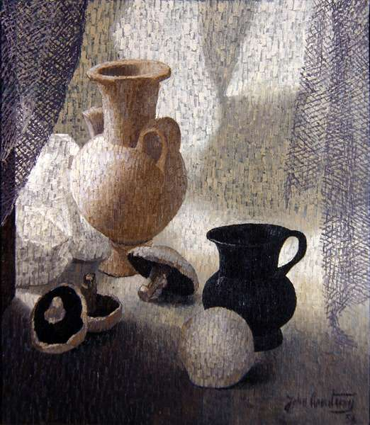 Still Life, 1956 (oil on canvas)