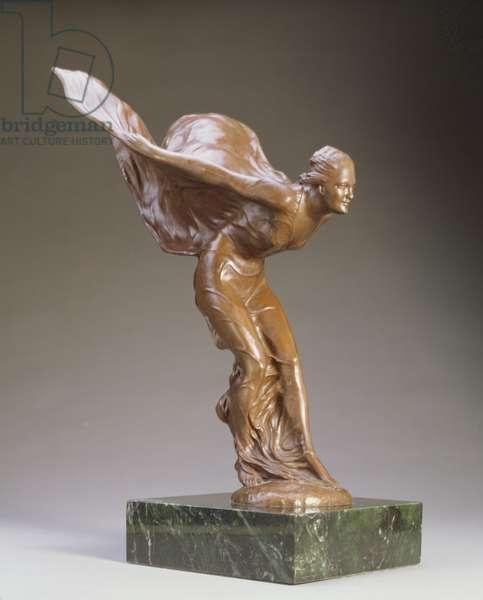 The Spirit of Ecstasy, c.1910 (bronze)