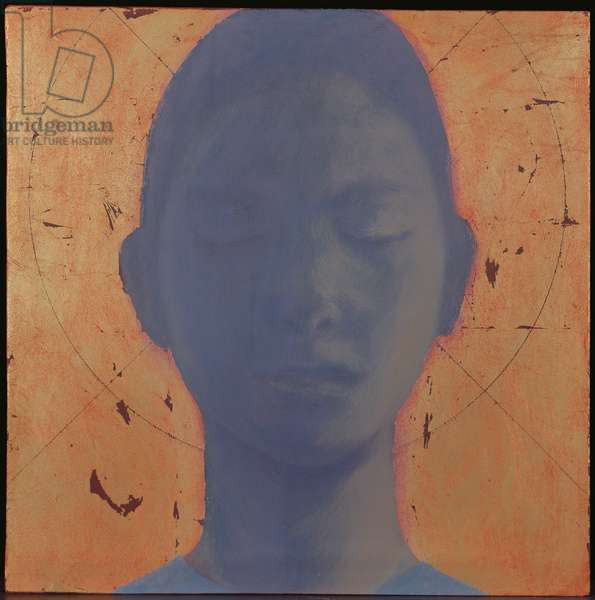 Moment I, 1999 (oil on board)
