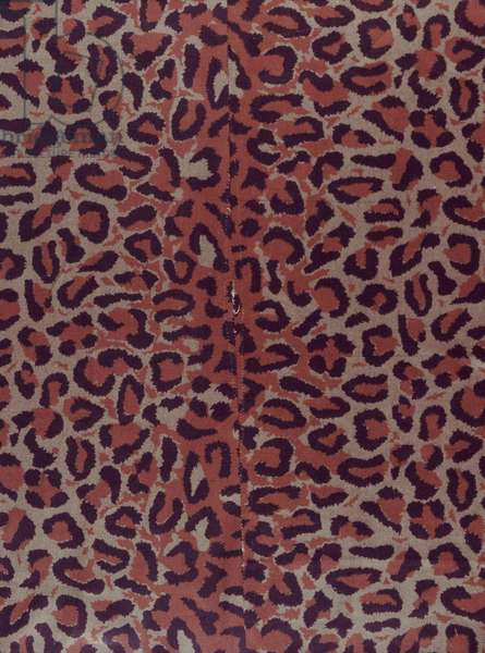 Zaire camouflage pattern, 1970s (textile)