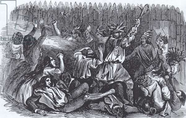 Massacre (engraving)