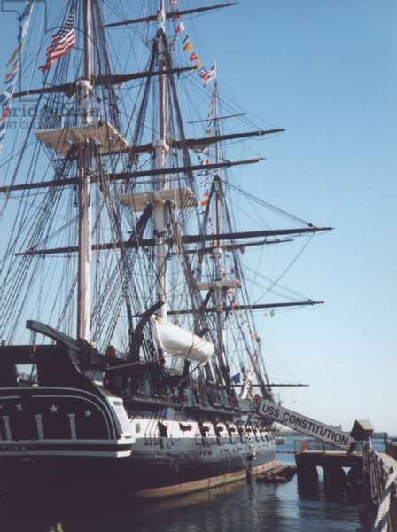 USS Constitution (photo)