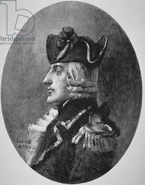 General Braddock (engraving)