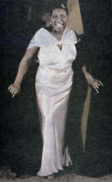 Bessie Smith (1894-1937) (photo)