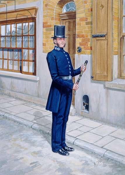 A Constable of 1829, 1987 (colour litho)