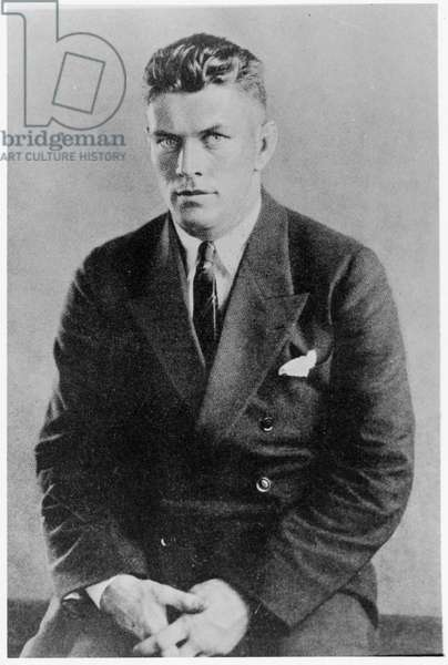 Gene Tunney, 1926 (b/w photo)