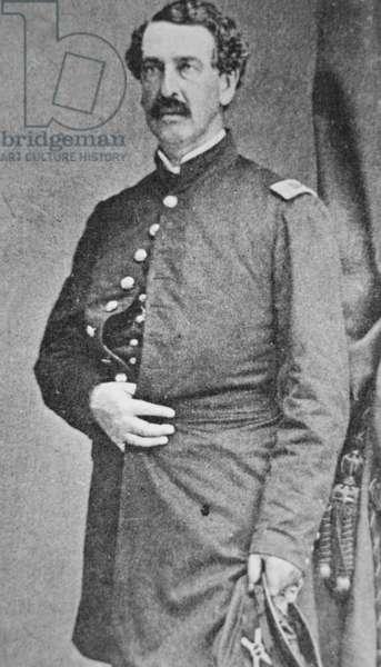 General Abner Doubleday (b/w photo)