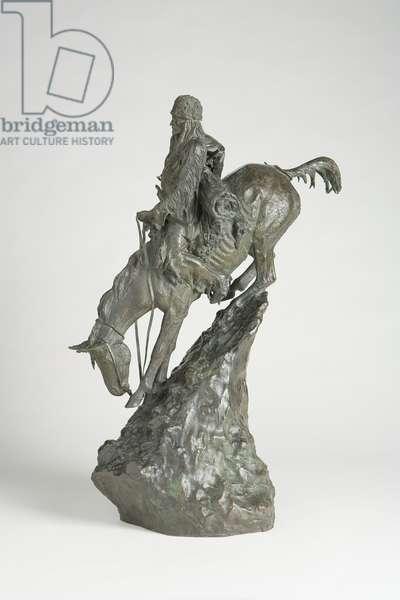Mountain Man, 1903 (cast 1915) (bronze)