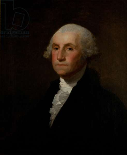 George Washington, 1796 or later (oil on canvas)