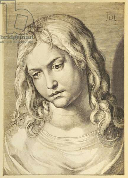 Head of Christ (engraving)