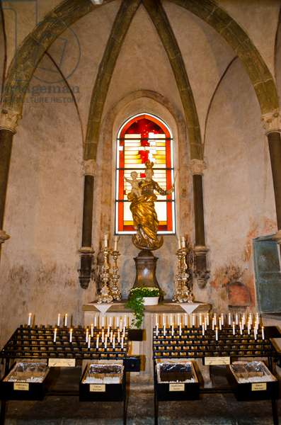 St. Mary's Chapel St. George Cathedral (Limburger Dom), Limburg an der Lahn, Hesse, Germany(photo)