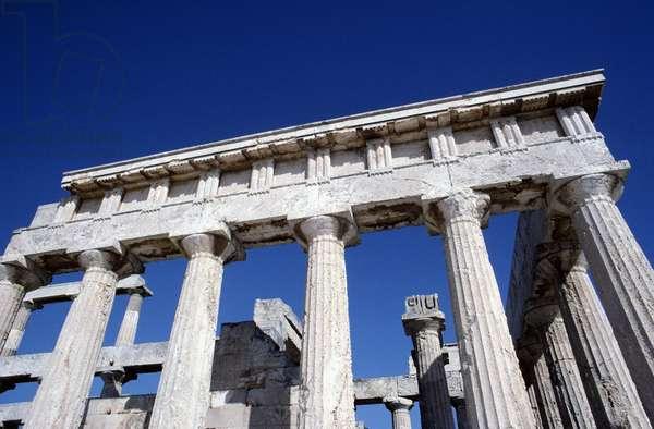 Temple of Aphaea (photo)