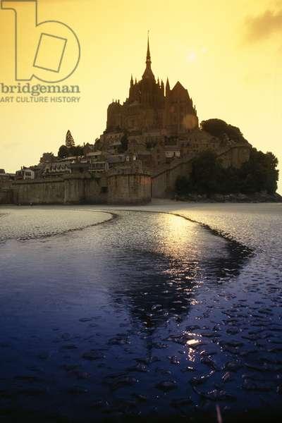 Mont Saint-Michel (photo)