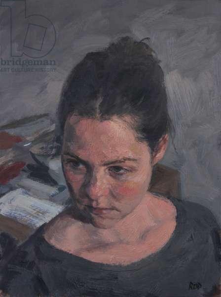 Portrait of Heather, 2019