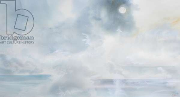 Sea Mist Rising, 2004 (w/c on paper)