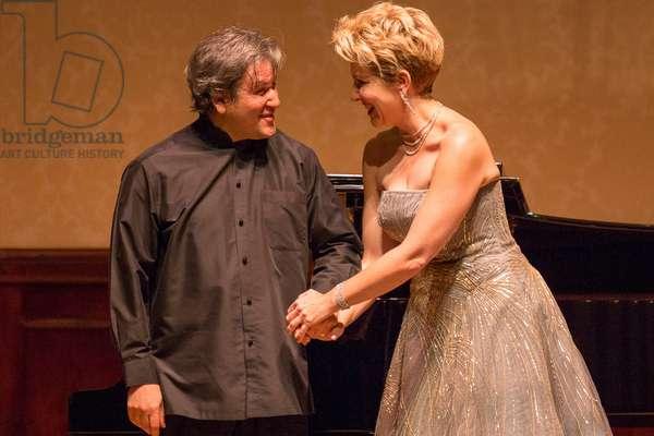 Mezzo soprano Joyce DiDonato
