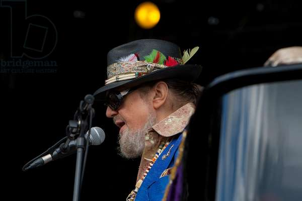 Dr John & The Lower 911 at The Hop Farm Music Festival, 2012 (photo)