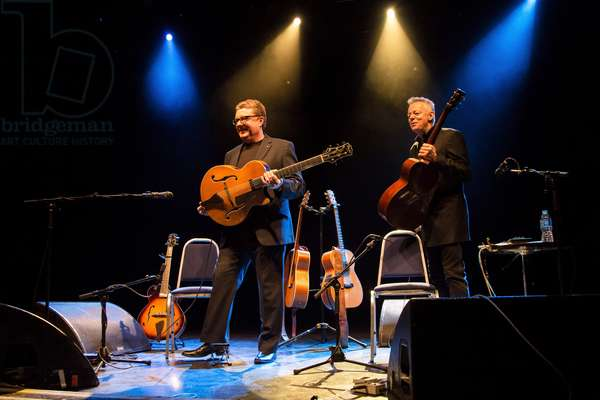 Guitarists Tommy Emmanuel & Martin Taylor team up for a concert at The Empire Shepherds Bush.