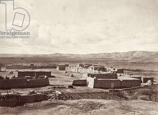 Santa Clara Pueblo, 1879 or 1880 (albumen print)