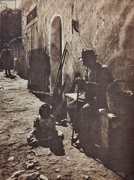 Il grandfather, Lari, Italy, 1920-1930