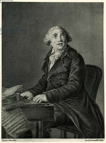 Giovanni Paisiello, 1884-90 (phototype)