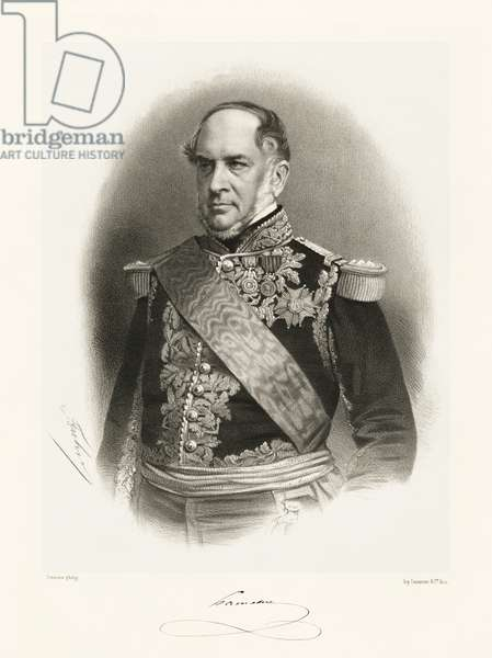 Ferdinand Alphonse Hamelin, 1865-66 (litho)