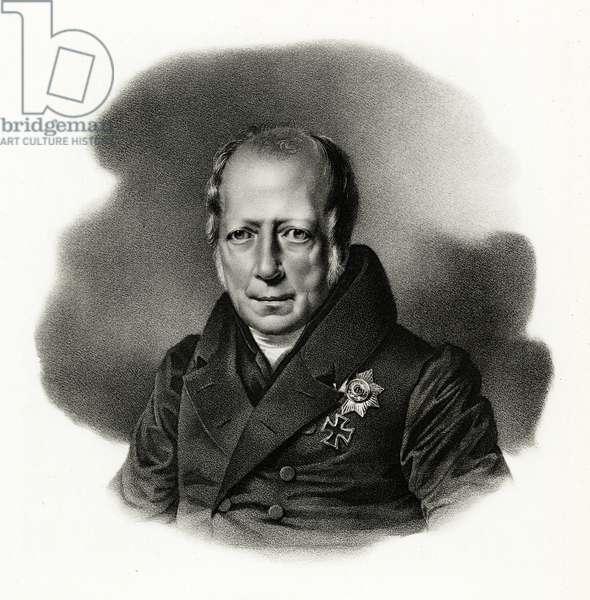 Wilhelm von Humboldt, 1884-90 (phototype)