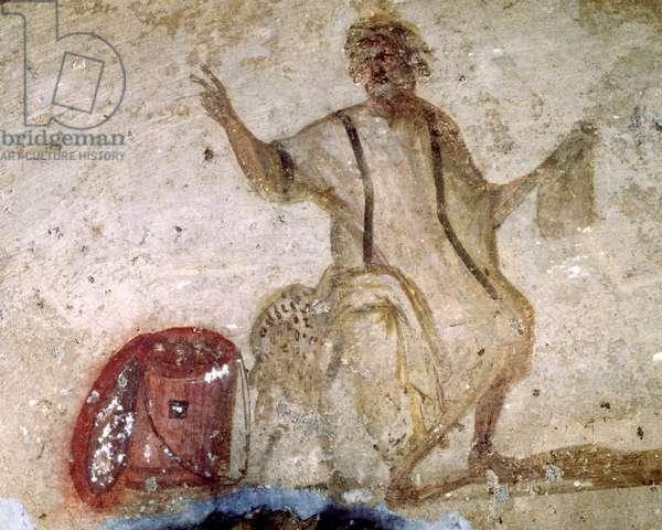 Fresco in the Cimitero Maggiore (fresco)