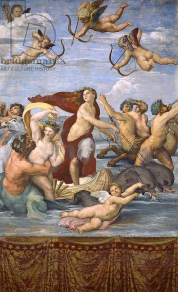 Triumph of Galatea, c.1511 (fresco)