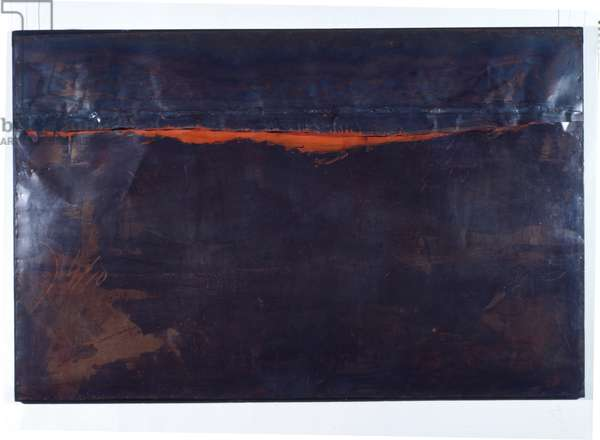 Ferro, 1964 (iron with paint)