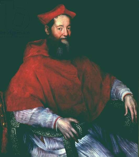 Portrait of Cardinal Girolamo Varali