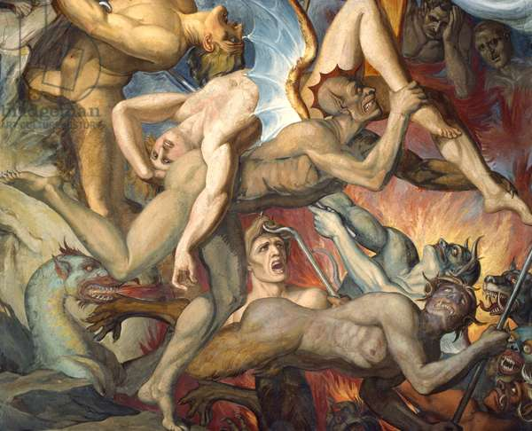 The Torments of Hell (fresco)