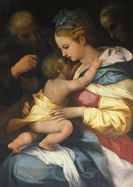Holy Family and Saint Anne