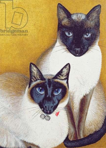 Mavis and Barnaby