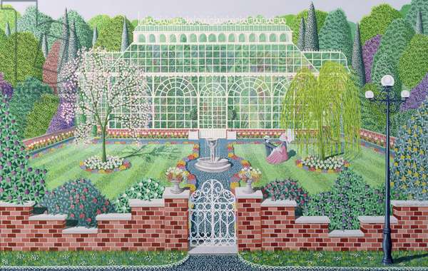 The Greenhouse in the Park
