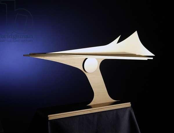 Flight I, 2004 (stainless steel)