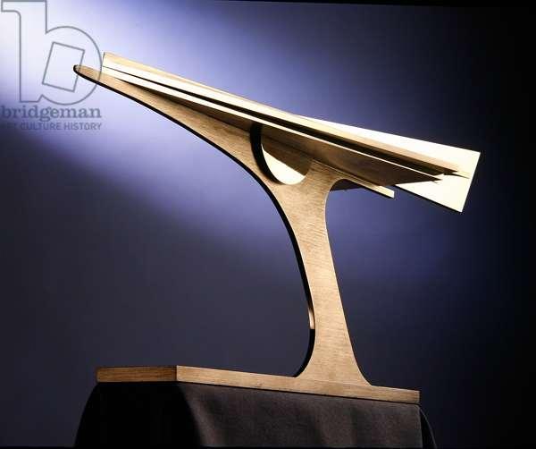 Flight 2, 2004 (stainless steel)