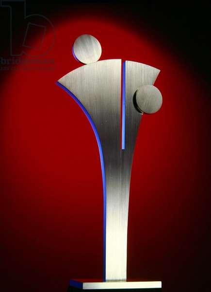 Millennium Optimism, 2000 (stainless steel)