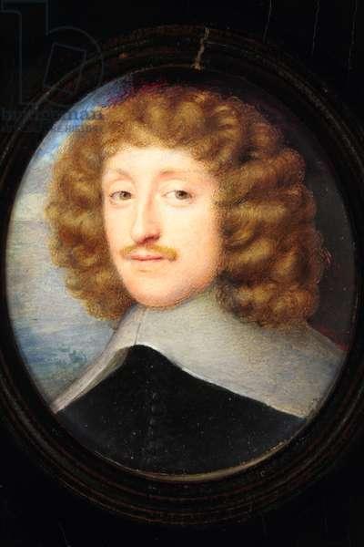 William Villiers, 2nd Viscount Grandison (w/c on vellum)
