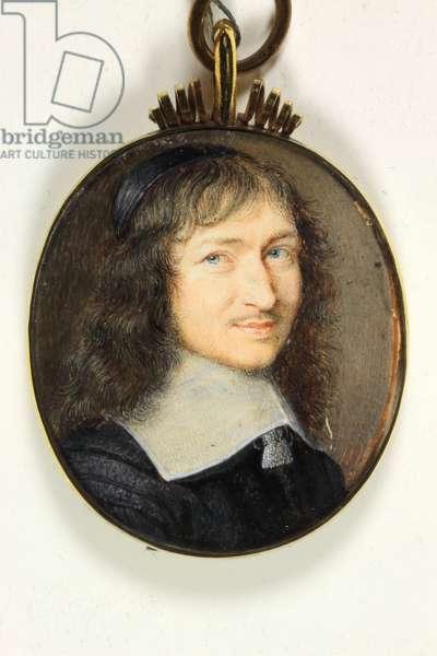 Nicolas Fouquet, Vicomte de Melun et de Vaux, Marquis de Belle-Isle (enamel)