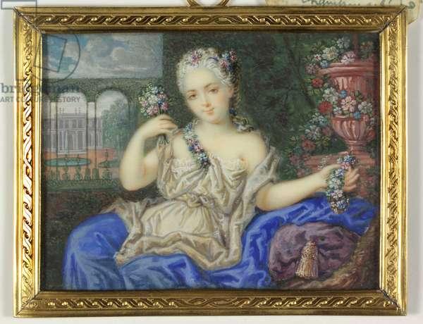 Marie Desmares, Madame Champmesle (enamel)