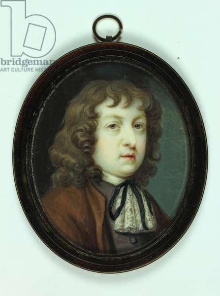 Samuel Cooper (w/c on ivory)