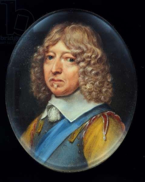 William Cavendish, 1st Duke Of Newcastle (w/c on vellum)