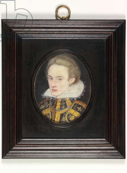 Henry Prince Of Wales (w/c on vellum)