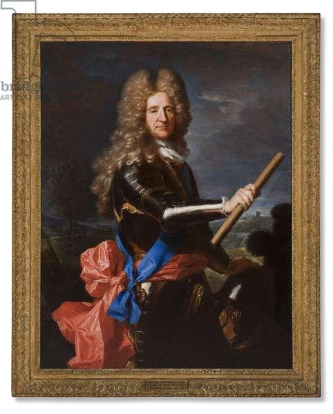 Portrait of Hans Willem Bentinck, 1st Earl of Portland, 1699 (oil on canvas)