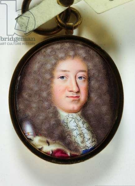 Frederick III Elector of Brandenburg (enamel)