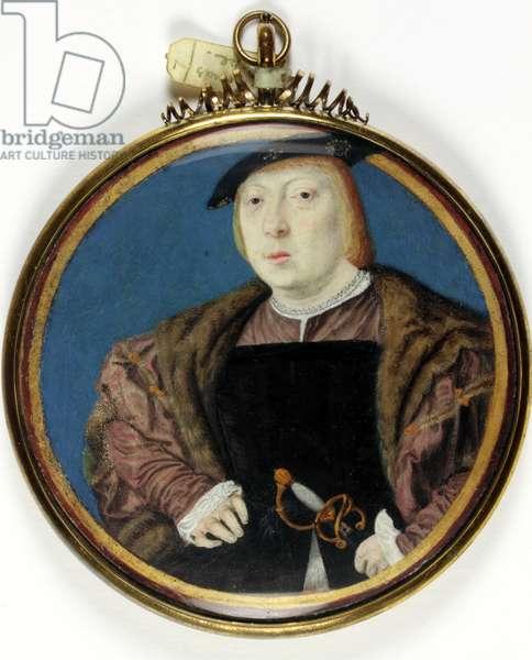 Sir Thomas Pope (w/c on vellum)